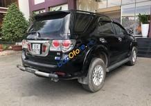 Bán Toyota Fortuner năm sản xuất 2013, màu đen