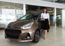 Bán ô tô Hyundai Grand i10 số tự động sản xuất 2018, 395triệu tại Hyundai Bắc Giang - 0983758701