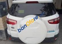 Cần bán lại xe Ford EcoSport Titanium đời 2015, màu trắng, 497 triệu