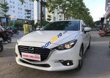 Bán xe Mazda 3 Facelift năm sản xuất 2017, màu trắng