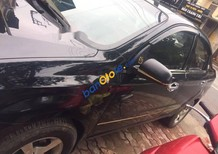 Xe Daewoo Gentra sản xuất năm 2009, màu đen, giá chỉ 178 triệu