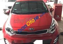 Bán xe Kia Rio 1.4AT sản xuất 2015, màu đỏ còn mới, 506tr