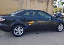 Bán ô tô Mazda 6 năm sản xuất 2003, màu đen