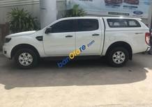 Cần bán xe Ford Ranger sản xuất 2016, màu trắng