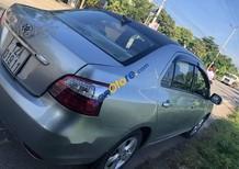 Bán Toyota Vios E năm 2008, màu bạc