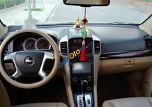 Bán xe Chevrolet Captiva đời 2008, đăng kí lần đầu 2008, màu vàng cát