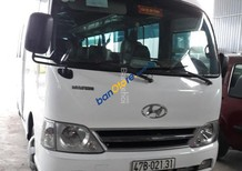 Cần bán lại xe Hyundai County năm sản xuất 2012, màu trắng xe gia đình