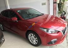 Cần bán lại xe Mazda 3 1.5AT năm 2015, màu đỏ như mới