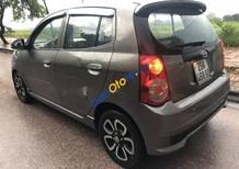 Cần bán lại xe Kia Morning năm sản xuất 2011, màu xám, xe nhập, 259tr