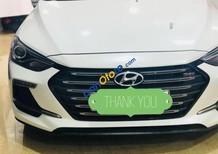 Bán ô tô Hyundai Elantra 1.6AT Sport sản xuất 2018, màu trắng, giá chỉ 729 triệu