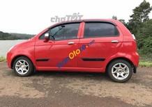 Bán ô tô Chevrolet Spark đời 2010, màu đỏ, giá chỉ 140 triệu