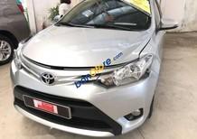 Bán ô tô Toyota Vios năm sản xuất 2017, màu bạc như mới