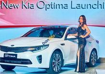 Cần bán xe Kia Optima 2.0GAT sản xuất năm 2018, màu trắng giá cạnh tranh