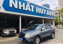 Cần bán gấp Hyundai Santa Fe MLX sản xuất năm 2008, màu xanh lam, nhập khẩu nguyên chiếc, giá chỉ 515 triệu
