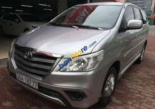 Auto Đại Phát bán xe Toyota Innova 2.0MT năm 2014, màu bạc