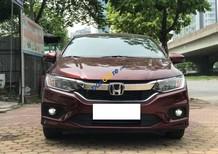 Bán Honda City Top 1.5 AT sản xuất năm 2018, màu đỏ, giá 639tr