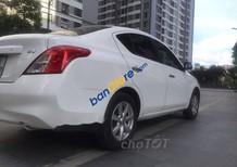 Cần bán gấp Nissan Sunny XV 1.5 AT 6 vạn km đời 2015, màu trắng ít sử dụng