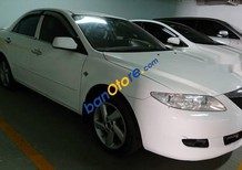 Bán ô tô Mazda 6 sản xuất 2003, màu trắng