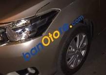 Bán Toyota Vios 2015, màu vàng cát