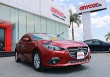 Cần bán xe Mazda 3 1.5AT năm sản xuất 2017, màu đỏ