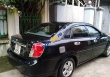 Cần bán Daewoo Lacetti 2009, màu đen chính chủ, giá chỉ 212 triệu