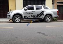 Bán Isuzu Dmax LS 3.0 sản xuất 2013, màu bạc, xe nhập như mới