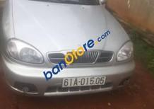 Cần bán xe Daewoo Lanos 2002, màu bạc