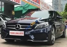 Chính chủ bán Mercedes C 250 AMG đời 2015, màu xanh lam