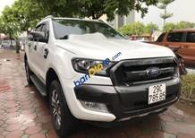Bán Ford Ranger Wildtrak 3.2AT năm 2017, màu trắng, nhập khẩu