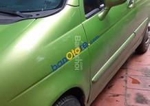 Cần bán xe Daewoo Matiz sản xuất năm 2008, màu xanh lục, 79tr