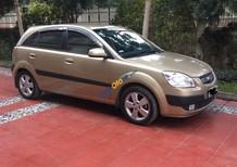 Cần bán lại xe Kia Rio CVVT 1.6 sản xuất 2008, màu vàng, nhập khẩu chính chủ