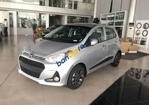 Bán Hyundai Grand i10 sản xuất 2018, màu bạc