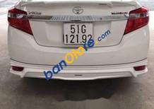 Bán xe Toyota Vios năm 2017, màu trắng như mới, 596 triệu