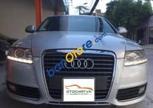 Cần bán xe Audi A6 2.0 T Fsi AT sản xuất năm 2009, màu bạc
