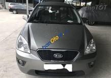 Cần bán lại xe Kia Carens 2.0AT sản xuất 2011, màu xám