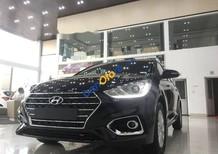 Bán ô tô Hyundai Accent MT sản xuất năm 2018, màu đen, nhập khẩu nguyên chiếc