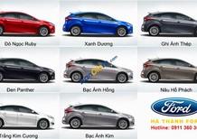 Bán xe Ford Focus 2018, xe du lịch 5 chỗ, động cơ cực khỏe, PK: BHVC, Phim, Camera,... LH: 0935437595