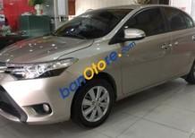 Bán Toyota Vios 1.5AT đời 2017 như mới giá cạnh tranh