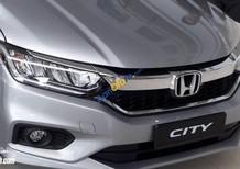 Honda City 2018 1.5 CVT bạc, xe đủ màu, giao trong tháng. Hỗ trợ trả góp 80% - LH: 0903.273.696