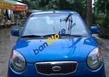 Bán xe Kia Morning AT sản xuất 2009, màu xanh lam, xe nhập như mới, giá chỉ 255 triệu