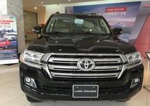 Toyota Land Cruiser 4.7 VX đời 2018, màu đen, nhập khẩu chính hãng