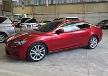 Bán gấp xe Mazda 6 2.5G đời 2014 màu đỏ, trả góp