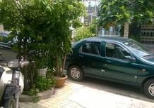 Bán Fiat Siena đời 2004, màu xanh lục, nhập khẩu giá cạnh tranh
