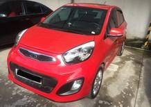 Kia Picanto, năm 2013, màu đỏ, xe đẹp, giá thương lượng