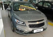 Chevrolet Cruze AT giá sập sàn, hỗ trợ trả góp toàn quốc khuyến mãi lớn trong năm