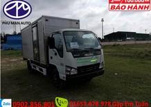 Xe tải Isuzu 1t9, màu trắng