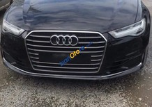 Bán Audi A6 1.8 đời 2016, màu đen, xe nhập