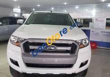 Cần bán gấp Ford Ranger XLS năm 2017, màu trắng, 639tr