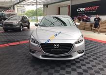 Cần bán Mazda 3 Facelift đời 2017, màu bạc, 688tr