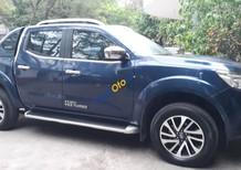 Bán xe Nissan Navara VL sản xuất 2016, màu xanh lam, nhập khẩu nguyên chiếc số tự động, giá 710tr